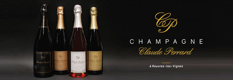 Champagne Claude Perrard Cuvées