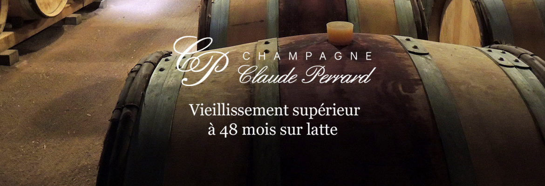Champagne Claude Perrard Vieillissement supérieur à 48 mois