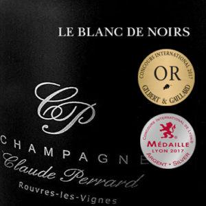 Champagner Pinot Noir Blanc de Blacks
