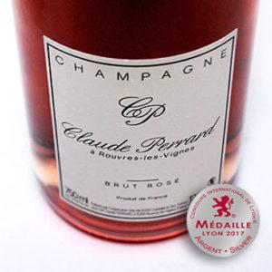 Cuvée Champagner Brut Rosé