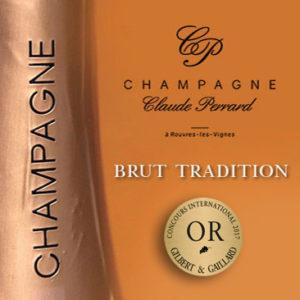 Champagner Brut Tradition Cuvée Pinot Noir