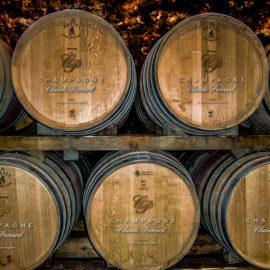 Вино Шампанское Claude Perrard